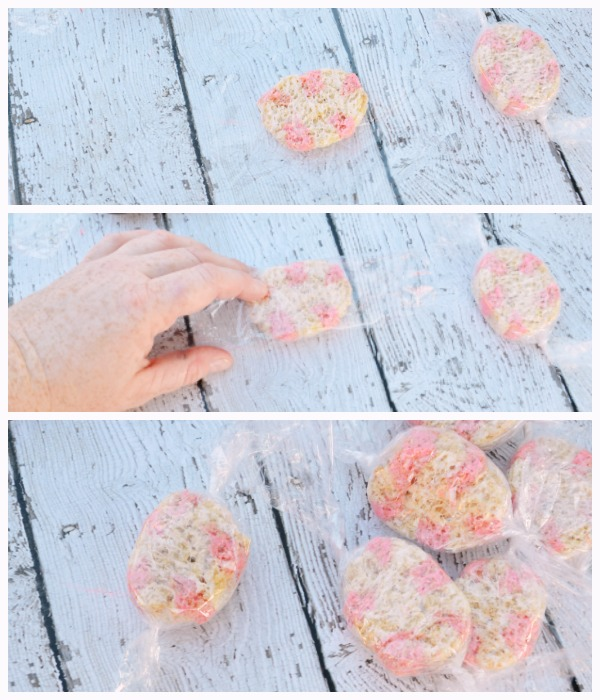 Peppermint Rice Krispies® Treats
