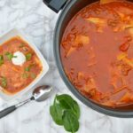 Lasagna Soup: One Pot Meal