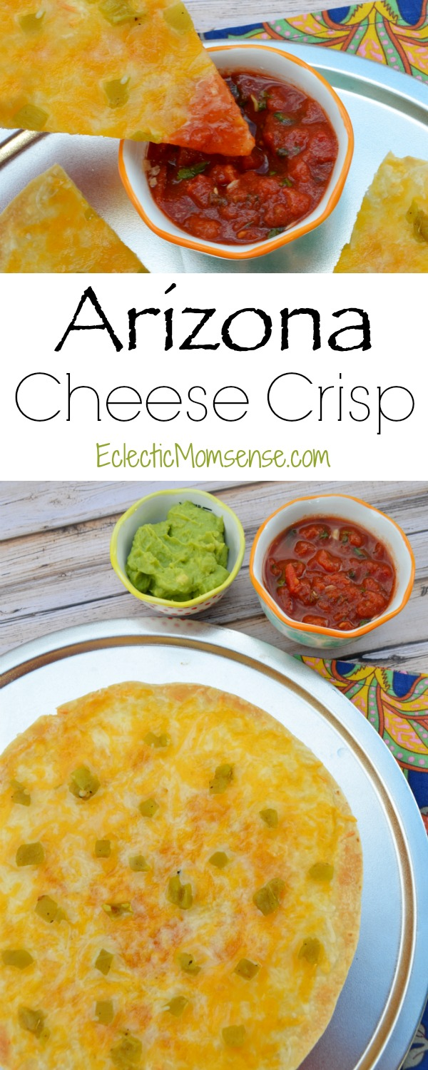 What is an Arizona Cheese Crisp? Find out here how to make the regional variety. #sponsored @Wayfair