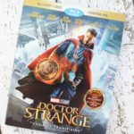 Marvel's DOCTOR STRANGE Blu-Ray