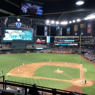 Chase Field ballpark tips for families