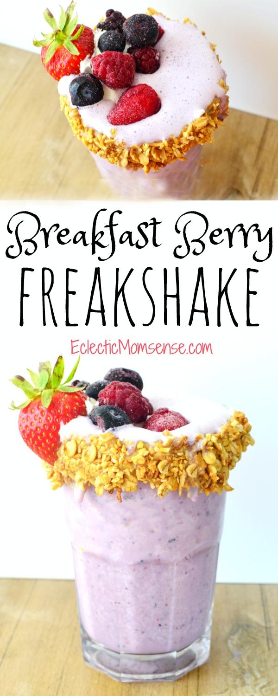 Berry Freakshake