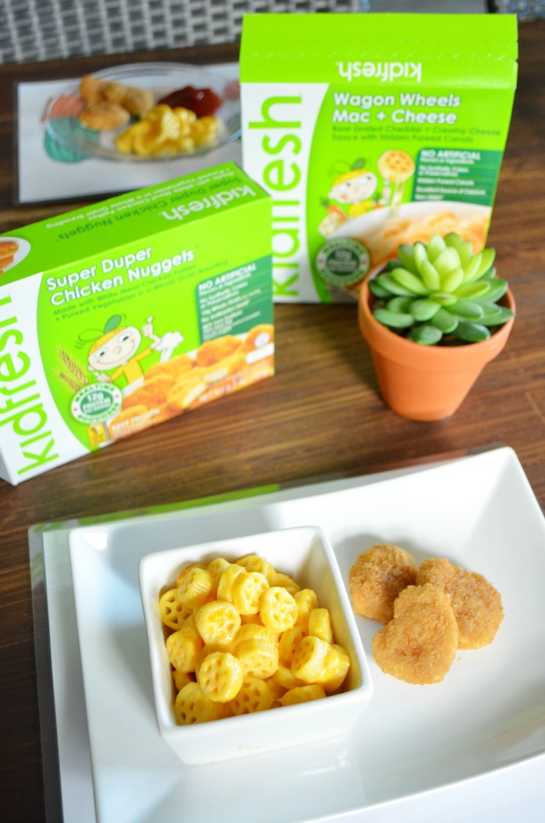 Hidden Veggie Frozen Kids Meals