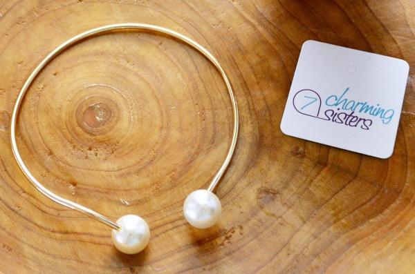 pearl bracelt