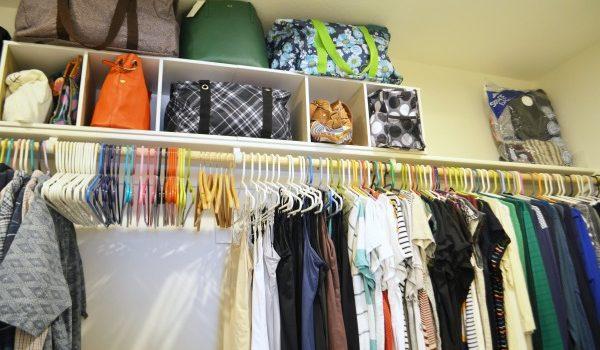 Ziploc® Space Bags® Closet Organization