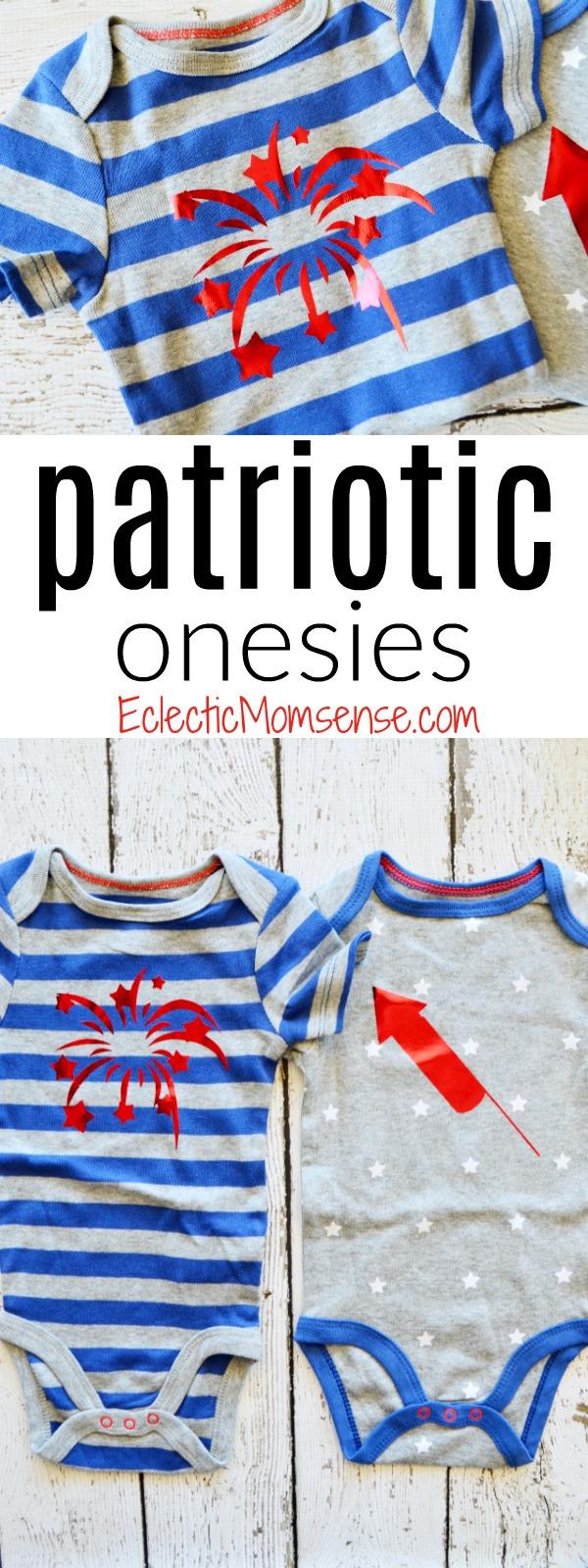 Patriotic Onesie