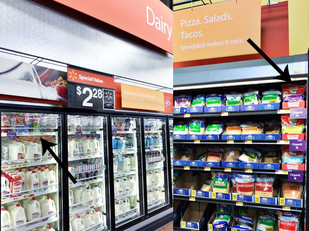 Horizon at Walmart