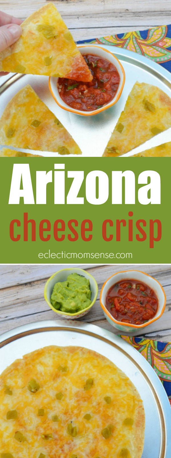 What is an Arizona Cheese Crisp?  Find out here how to make the regional variety.
