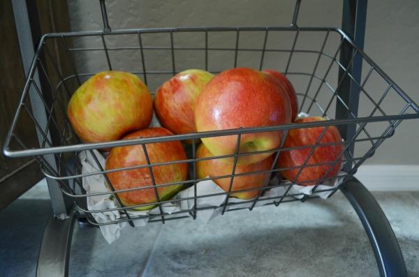 apple storage