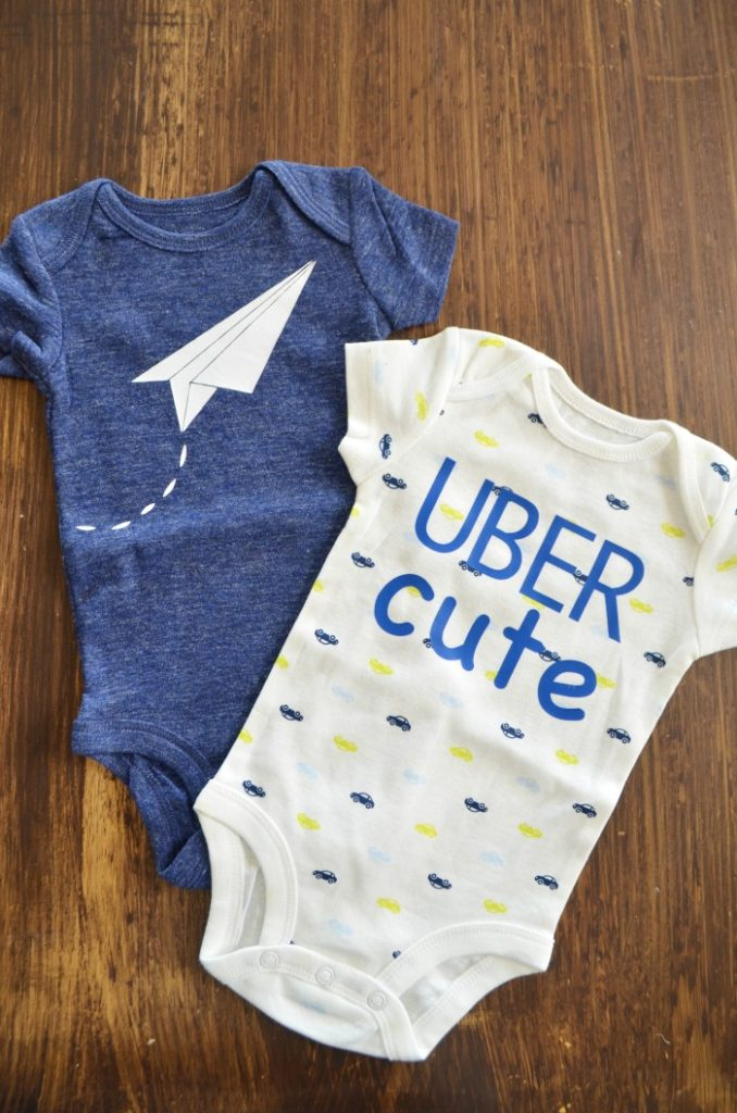 Adorable Onesie Designs