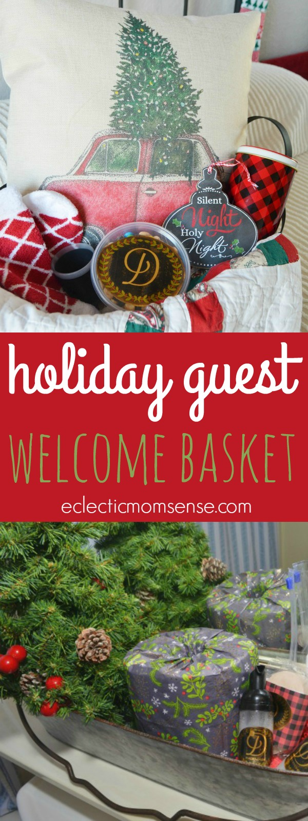Great tips for perfectly prepping your home for guests. Plus ideas for putting together guest welcome baskets to provide a little comfort.