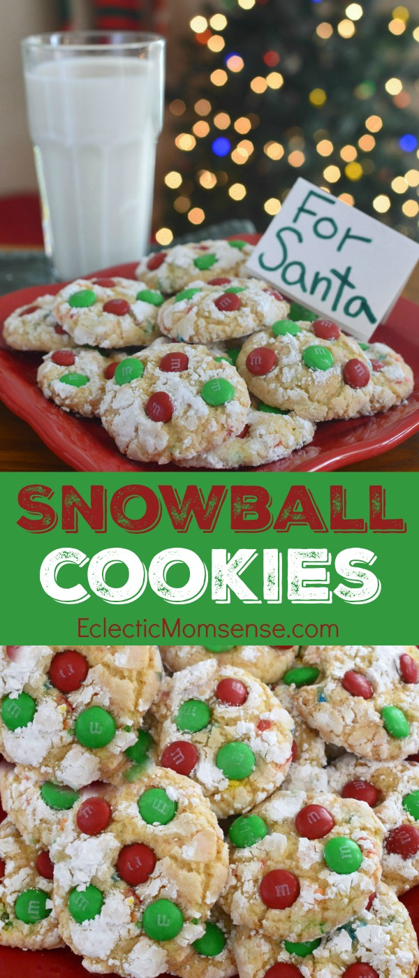 Holiday Snowflake Cookies