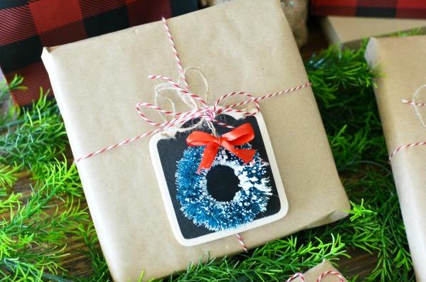 sisal wreath wrapping