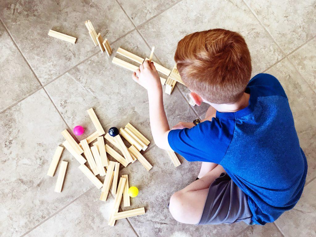 building contraptions