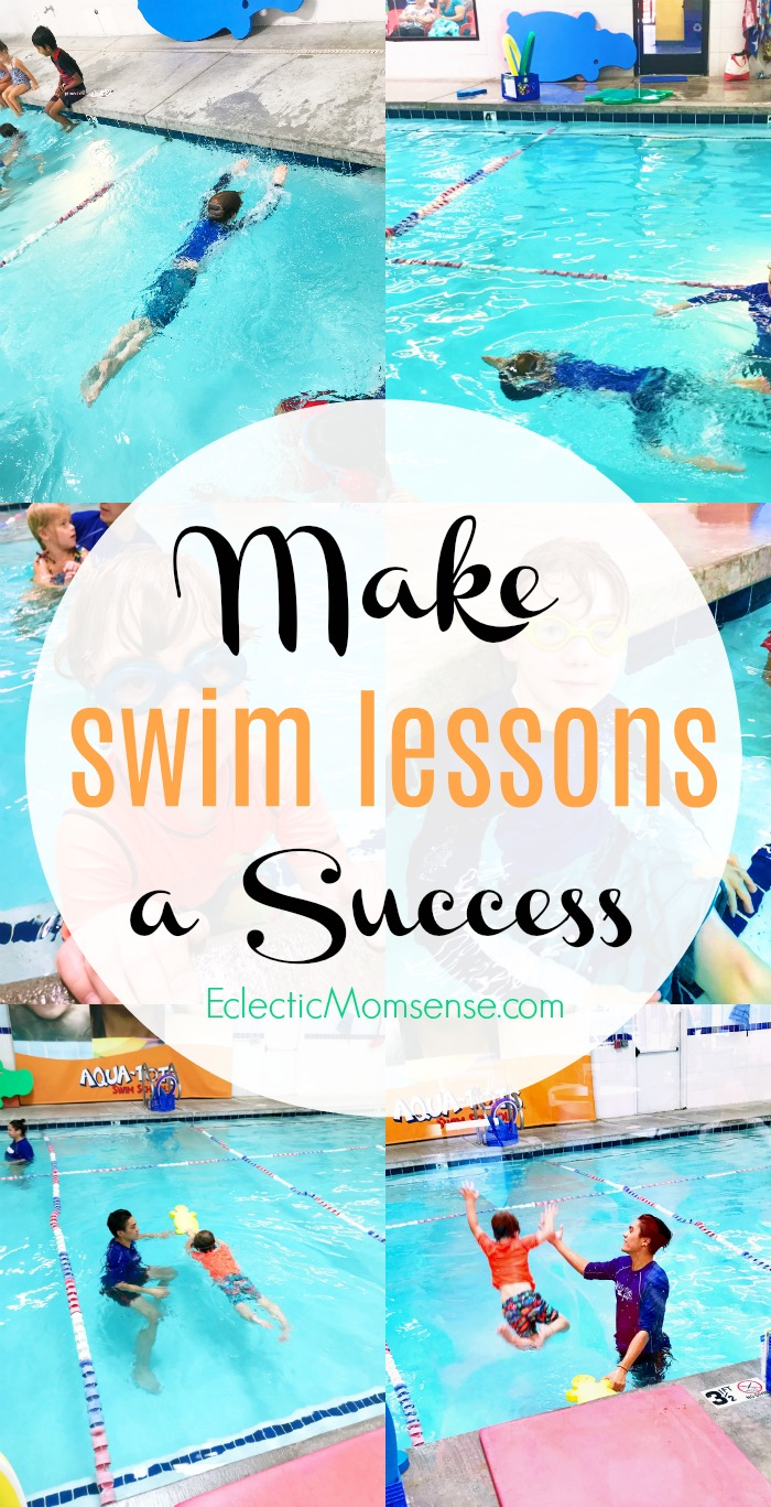 Key to Successful Swim Lessons | Learn how to make swim lessons meaningful, choose a program, and promote water safety.