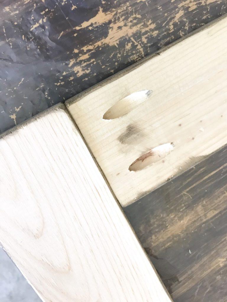 hidden joint