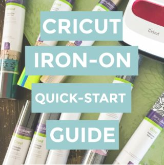 iron-on quick start guide