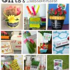 Teacher Appreciation Week: Questionnaire & Gift Ideas